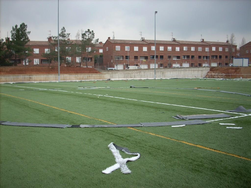 marcaje lineas campo futbol
